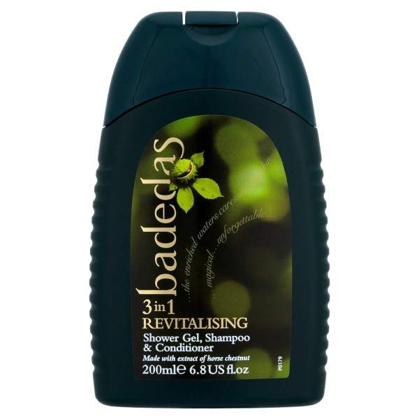 Badedas Revitalising 3in1 Shower Gel