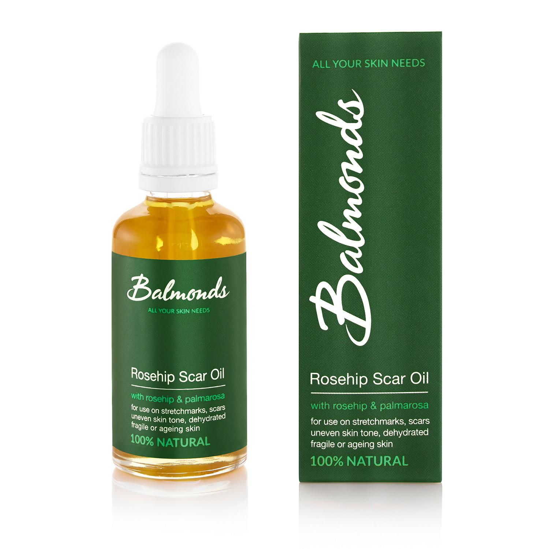 Balmonds Rosehip Scar Oil