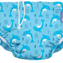 Bambino Mio Reusable Swim Nappy Dolphin Large 1-2 Years