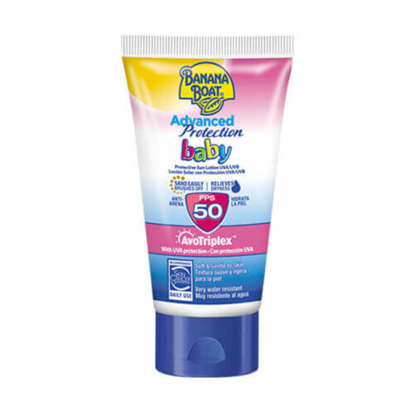 Banana Boat Baby Advanced Protection Mini Lotion SPF50
