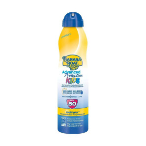 Banana Boat Kids Ultra Mist Advance Protection Spray SPF50
