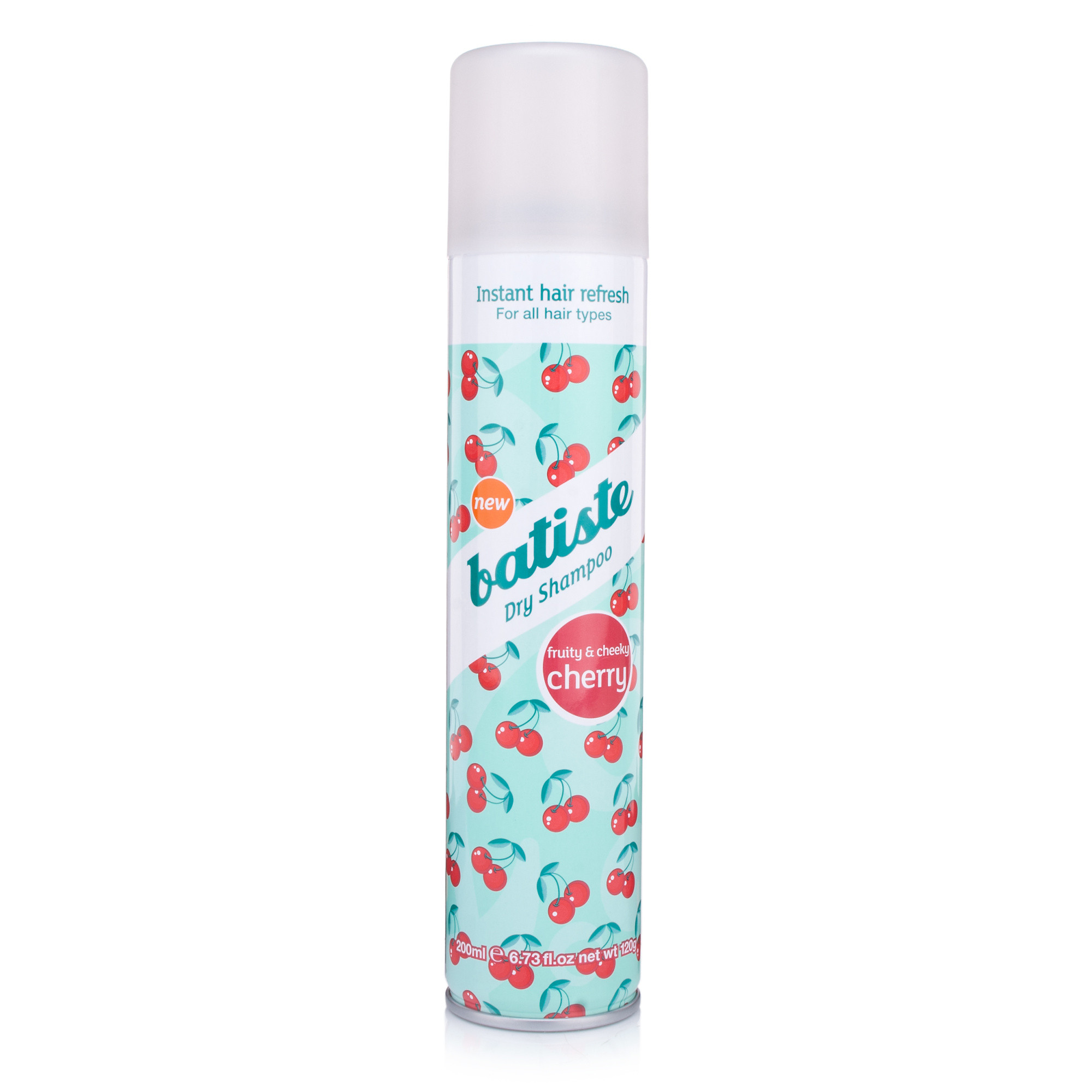 Image of Batiste Dry Shampoo Fruity & Cheeky Cherry