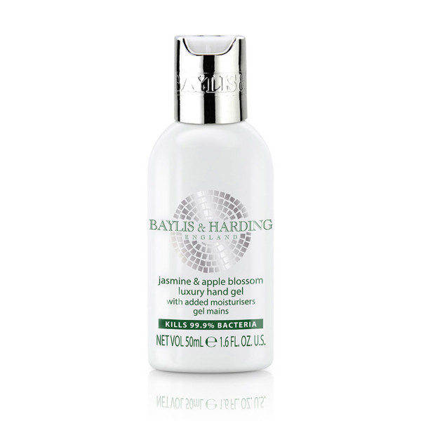 Baylis & Harding Jasmine & Apple Blossom Luxury Hand Sanitiser Gel