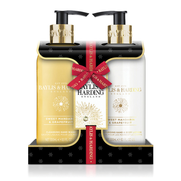 Baylis and Harding Sweet Mandarin & Grapefruit 2 Bottle