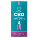 BeYou CBD Oral Drops 300mg Berry Flavour