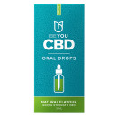 BeYou CBD Oral Drops 600mg Natural Flavour