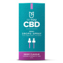 BeYou CBD Oral Drops Spray Dual 1200mg Berry Flavour