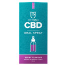 BeYou CBD Oral Spray with MCT Oil 300mg Berry Flavour