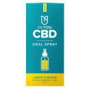 BeYou CBD Oral Spray with MCT Oil 600mg Lemon Flavour