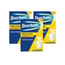 Beechams Cold & Flu Honey & Lemon Triple Pack