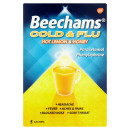 Beechams Cold & Flu Hot Lemon & Honey Hot Drink Powders 5s