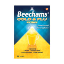 Beechams Cold & Flu Hot Lemon Hot Drink Sachets