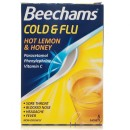 Beechams Cold & Flu Honey & Lemon