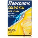 Beechams Cold & Flu Hot Lemon
