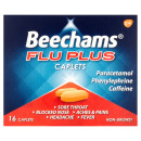 Beechams Flu Plus Cold and Flu Relief Caplets 16s