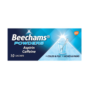 Beechams Powders for Cold & Flu 10s