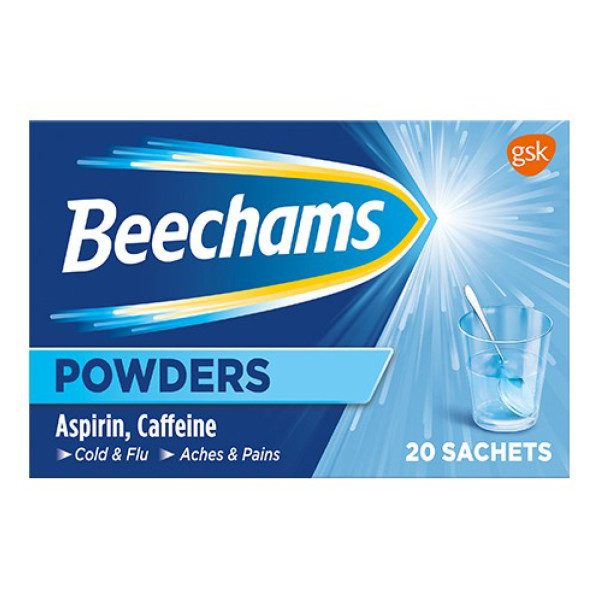 Beechams Powders for Cold and Flu