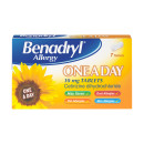 Benadryl  One A Day Relief 7s