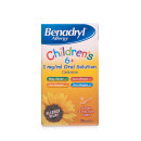Benadryl Allergy Kids 6+ Oral Solution