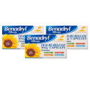 Benadryl Allergy Liquid Release 10mg Capsules - Triple Pack