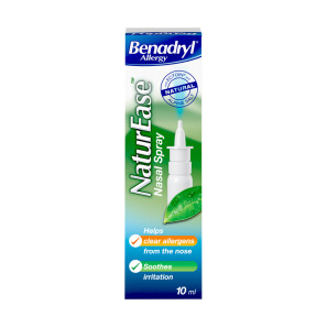 Benadryl Allergy NaturEase Nasal Spray 10ml