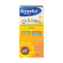 Benadryl Allergy Syrup Child 100ml