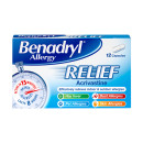 Benadryl Allergy Relief Capsules