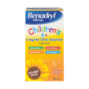 Benadryl Child Allergy Solution