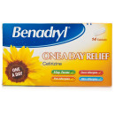 Benadryl One A Day Relief Tablets