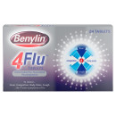 Benylin 4 Flu Tablets