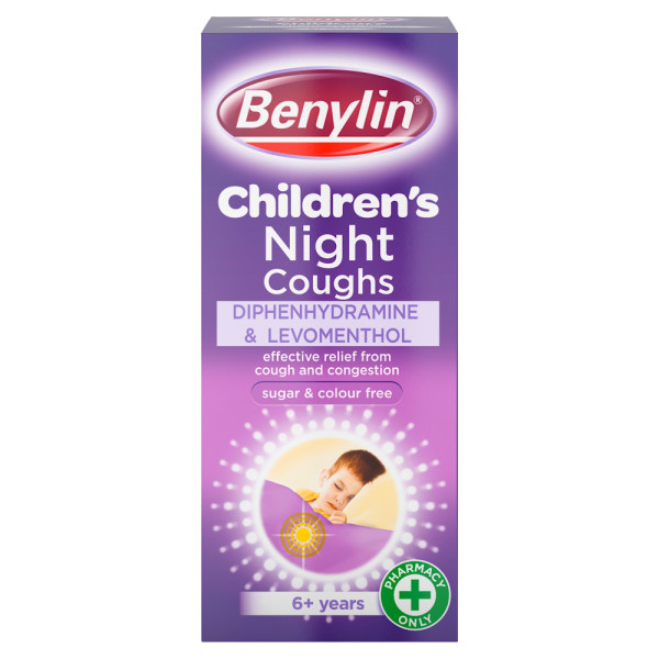Benylin Childrens Night Coughs