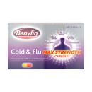 Benylin Cold + Flu Max Caps 16