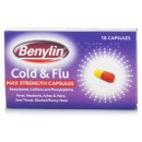 Benylin Cold And Flu Max