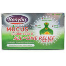 Benylin Mucus Cough Tabs 16