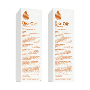 Bio Oil for Scars and Stretchmarks Twin Pack