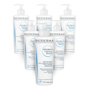 Bioderma Atoderm Intensive Ultra Soothing Balm - 6 Pack
