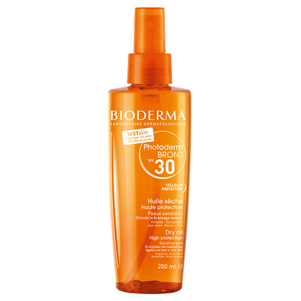 Bioderma Photoderm Bronz Dry Oil SPF30