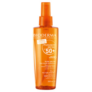 Bioderma Photoderm Bronz Dry Oil SPF50+