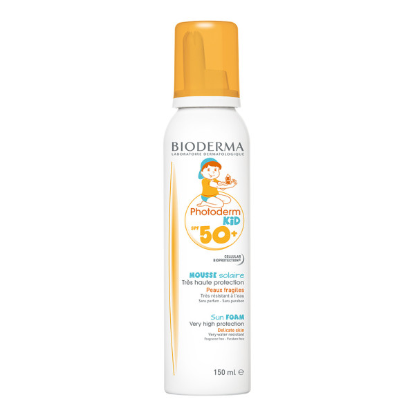Bioderma Photoderm Kids Foam SPF50+