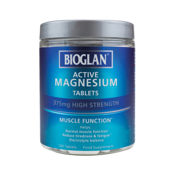 Bioglan Active Magnesium Tablets