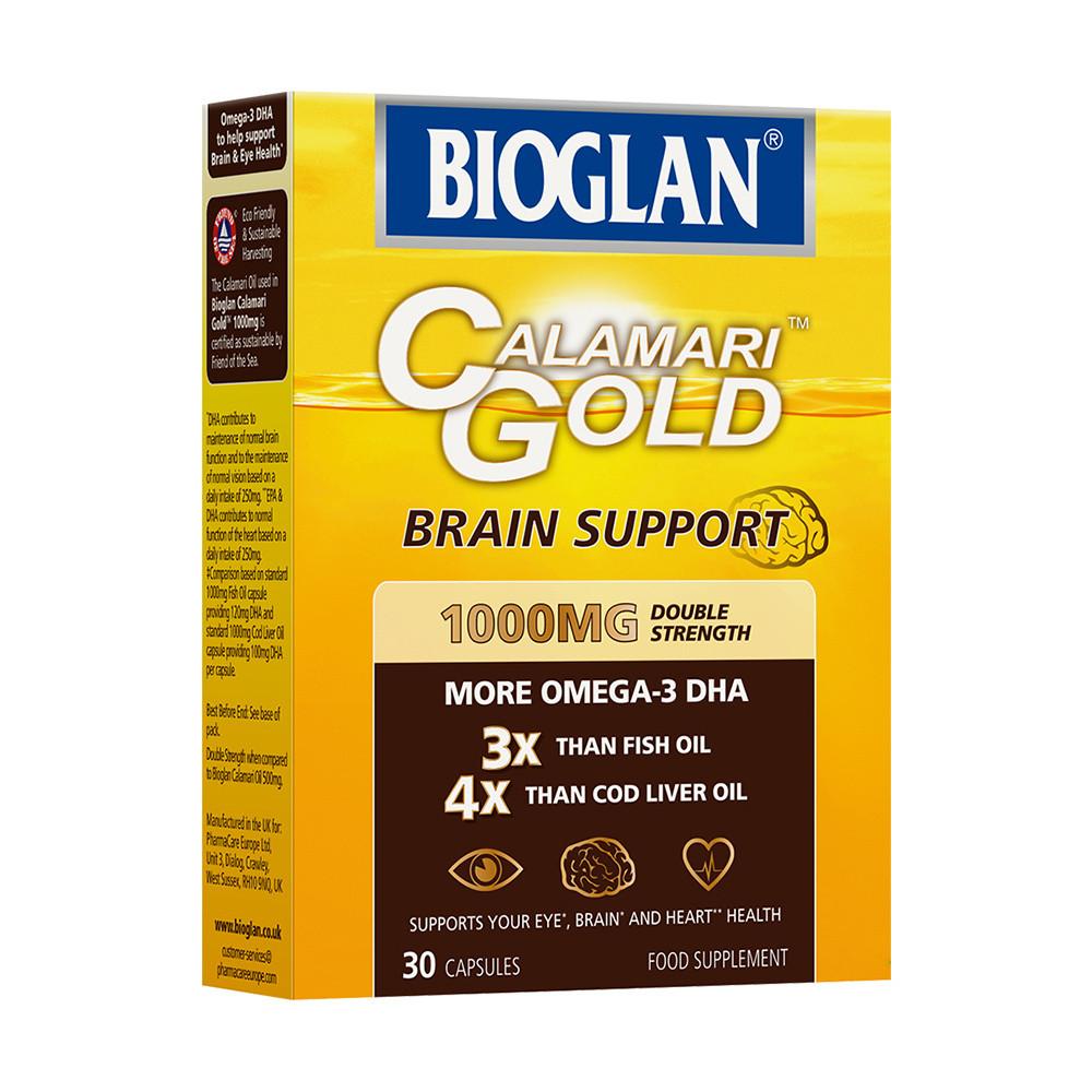Bioglan Calamari Gold Oil 1000mg
