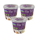 Bioglan Raw Bites Cacao and Quinoa - Triple Pack