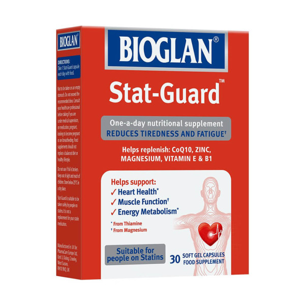 Bioglan Stat-Guard Capsules 4 Pack