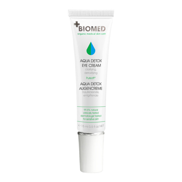Biomed Organics Aqua Detox Eye Cream