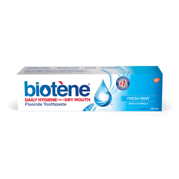 Biotene Dry Mouth Fluoride Toothpaste