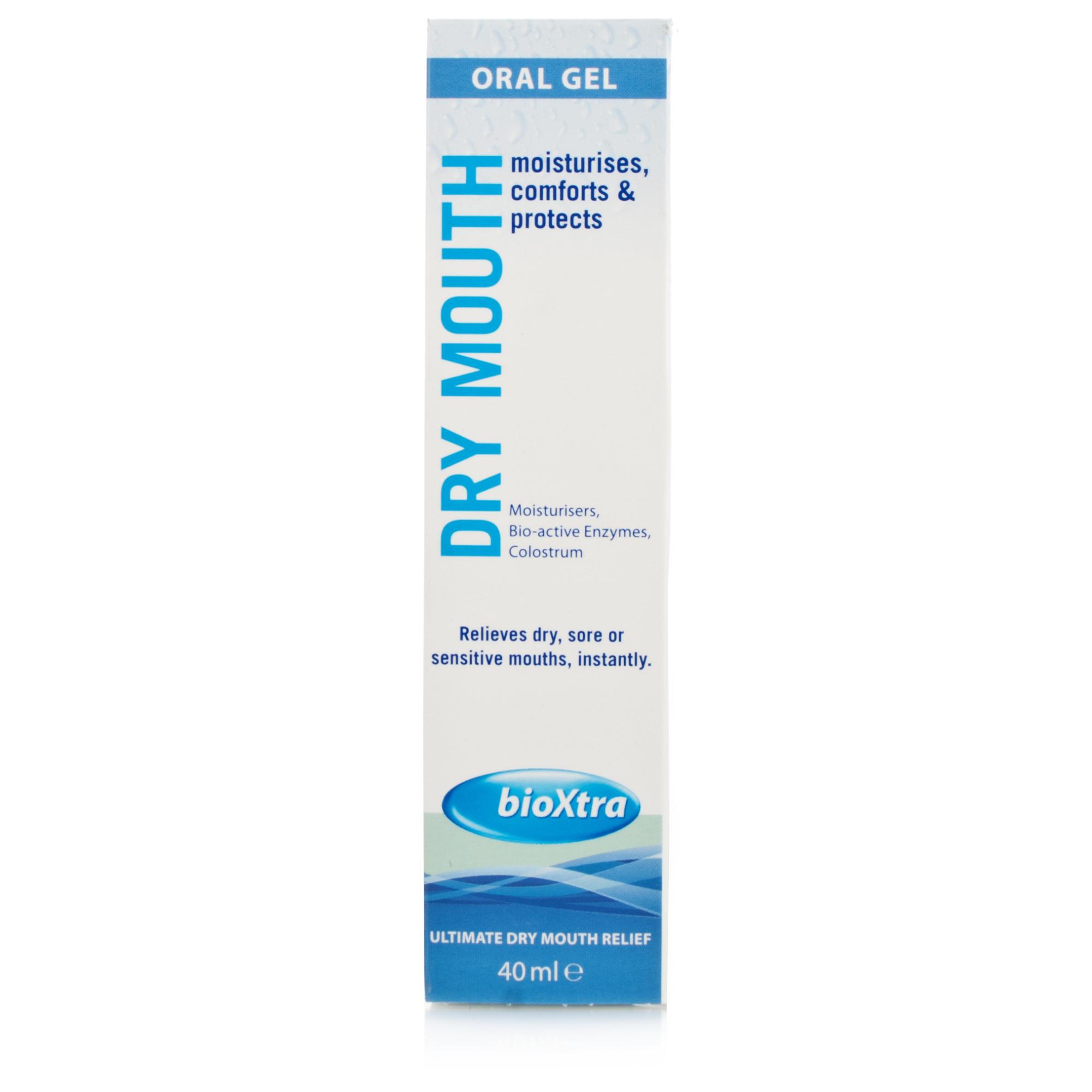 Bioxtra Dry Mouth Gel