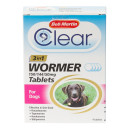 Bob Martin 3 in 1 Wormer Tablets for Dogs