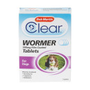 Bob Martin Wormer Tablets for Dogs over 6kg