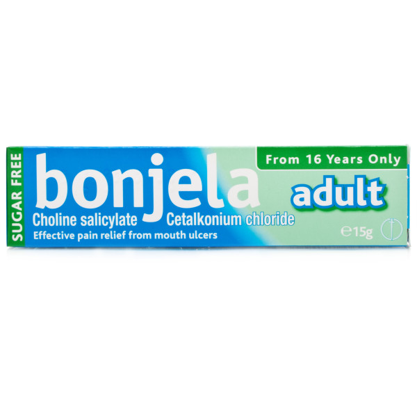 Bonjela Adult Gel Original