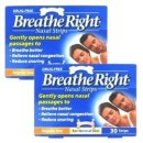 Breathe Right Nasal S/M Tan Twin Pack